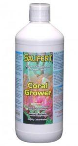 Salifert CoralGrower 250 ml /Добавка для морского аквариума: кальций, стронций, микроэлементы, 250 мл