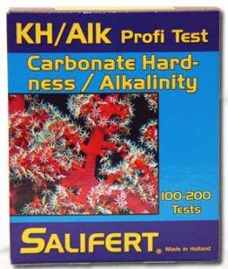 KH/AIk Profi-Test /Тест на карбонатную жесткость