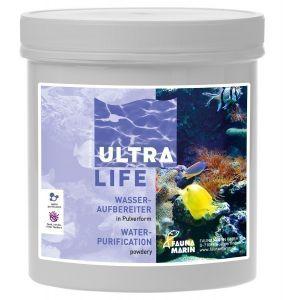 Fauna Marin Ultra Life / Транспортирующий препарат + биофильтрация, 250 мл